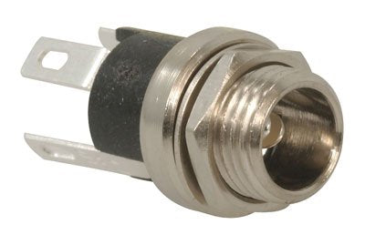 SWITCHCRAFT 712A CONNECTOR, DC POWER, JACK, 5A (1 piece)