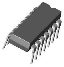 TCG825 Integrated Circuit Audio Amp Battery Operated 14 Pin DIP (1 piece)
