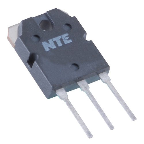 NTE Electronics NTE2394 N-Channel Power Mosfet Transistor, Enhancement Mode, High Speed Switch, TO3P Type Package, 500V, 14 Amp