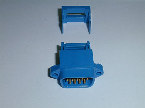 FCC-182-9 D-SUB CONNECTOR 9 PIN PLUG IDC ( 1 EACH)