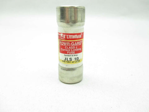 Littelfuse JLS-10 Current Limiting Fuse 10amp