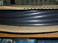 ICO RALLY SLV105-#0-100-BLACK VINYL SLEEVING 100FT ROLL