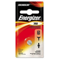 Energizer 392BPZ Watch/Electronic Battery, SilvOx, 392, 1.5V, MercFree