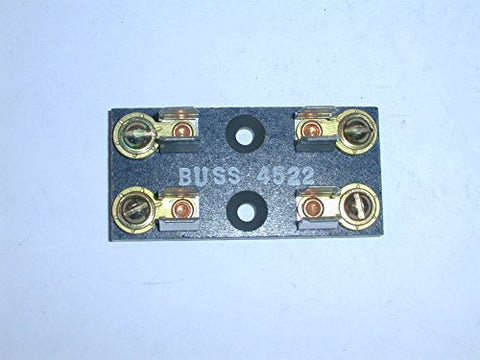 BUSSMANN 4522 FUSE HOLDER 2PUSED