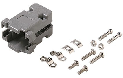 Steren 500-409 Rs232 D-subminiature Connector Covers (20pc Pack)