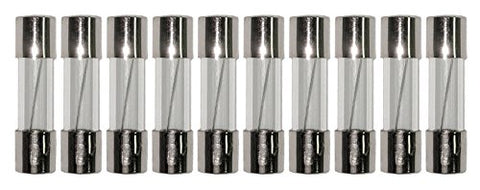 10 Qty. Divine Lighting GMA 1.5A Fast-Blow Fuse 1.5 Amp 250v GMA1.5A; GMA1.5 GMA 1.5A Fast-Blow Fuse. Glass 5x20mm