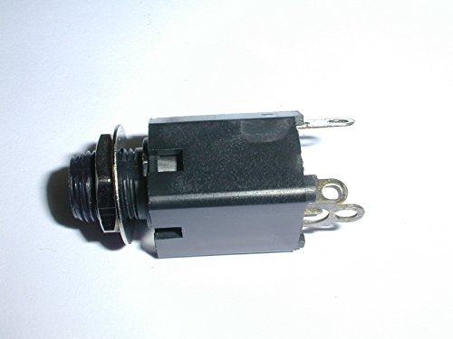 NL112B PHONE CONNECTOR 3C ENCLOSED 1/4 INCH (1 EACH)