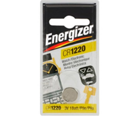 ENERGIZER ECR1220BP / Lithium Button Cell Battery