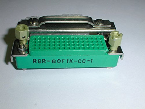 RGR-60F1K-CC-1 60 PIN CONNECTOR ( 1 EACH)