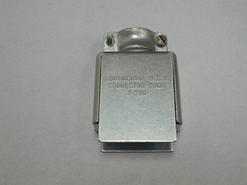 Continental 7-20h Connector Back Shell