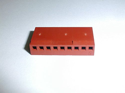 22-01-2097 9 PIN CONNECTOR HOUSING WITH LOCKING RAMP ( 1 EACH)