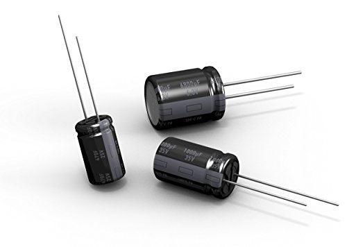 1000uf 16V Radial Lead Electrolytic Capacitors 85degC 10x20mm (5 pieces)