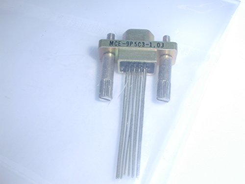 MCE-9P5C-1.0J Microminiature 9 Pin Connector (1 piece)