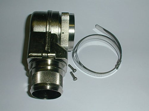 31461-900-847-40-201451 Circular Connector Right Angle Backshell (1 piece)