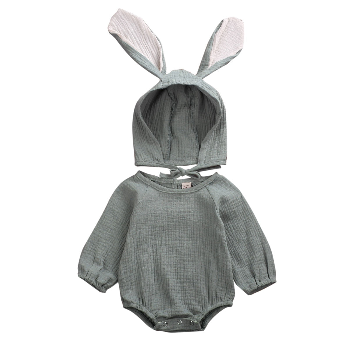 reilly bunny suit.