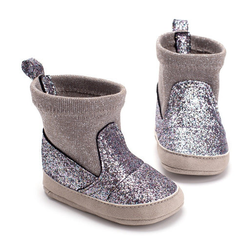 shimmer boots.