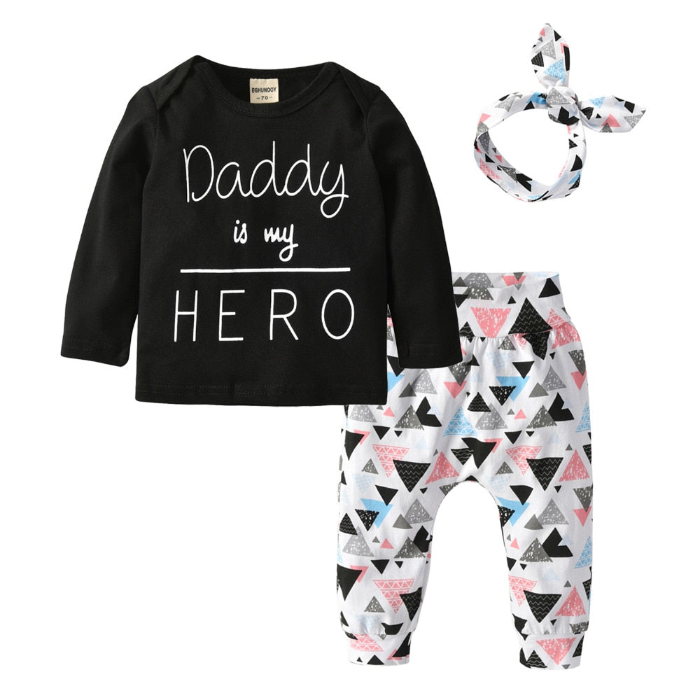 daddy is my hero.