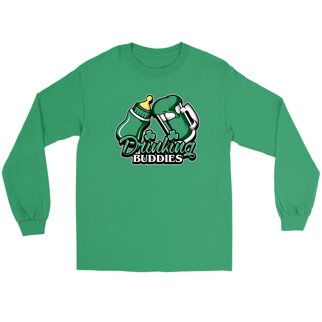 drinking buddies - mug. (long sleeve tee)