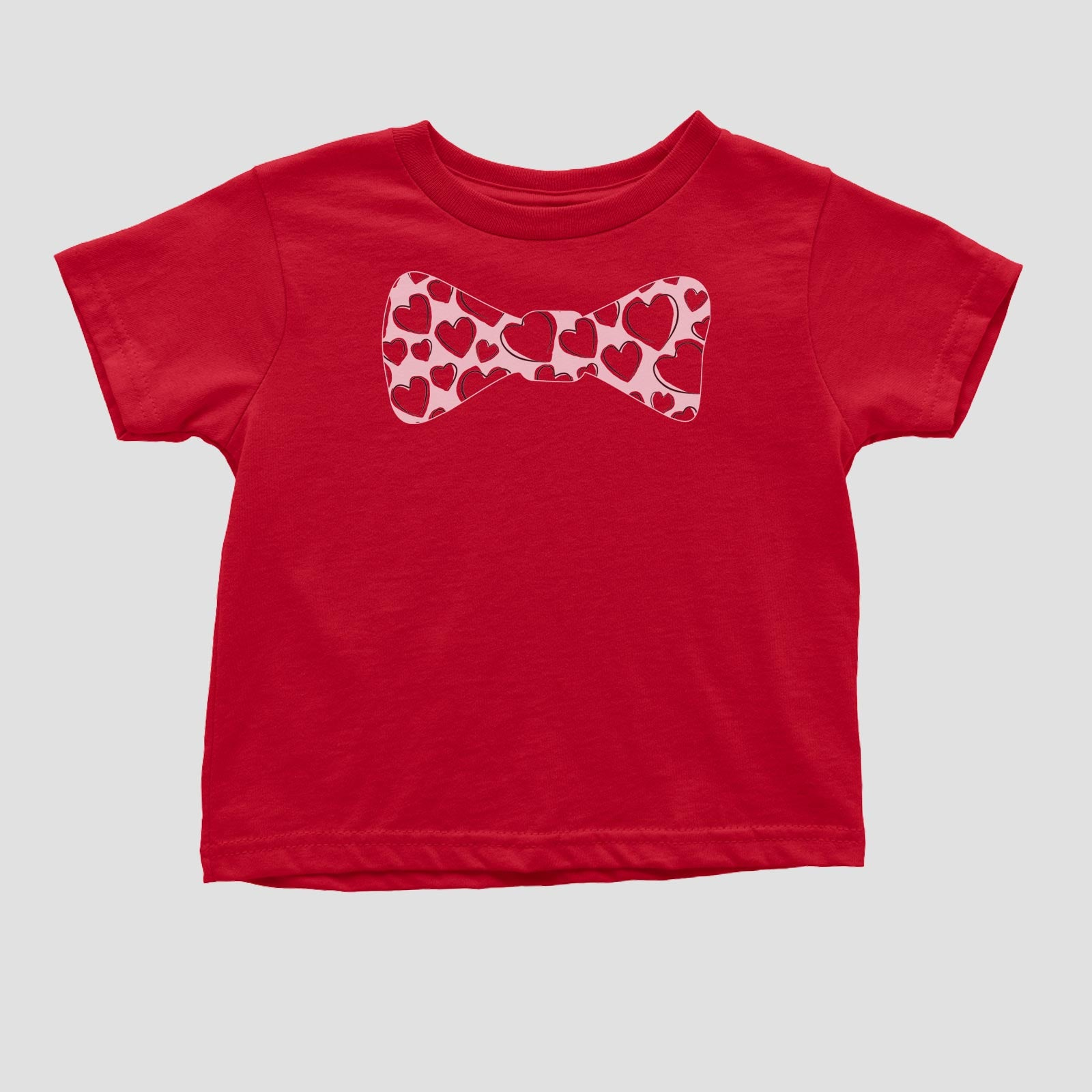 heart bow tie. (toddlers)