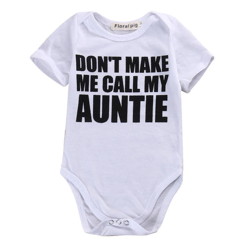call my auntie.