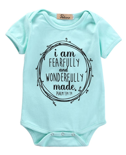 fearfully and wonderfully made.