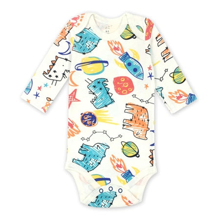 imagination long-sleeve onesie