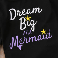 dream big mermaid.
