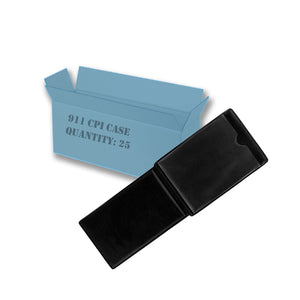 911 Wallet Clear Pocket Insert Box (25)