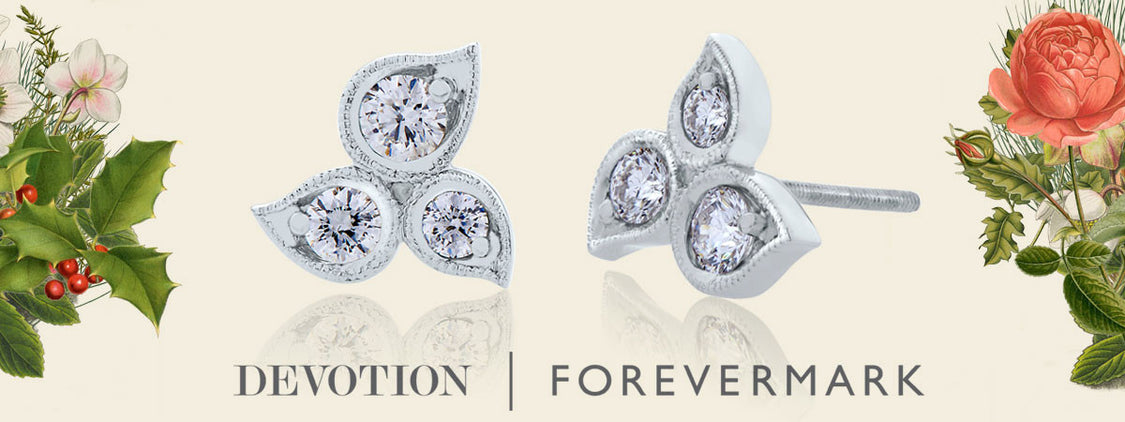 Devotion Diamond Statement Jewelry