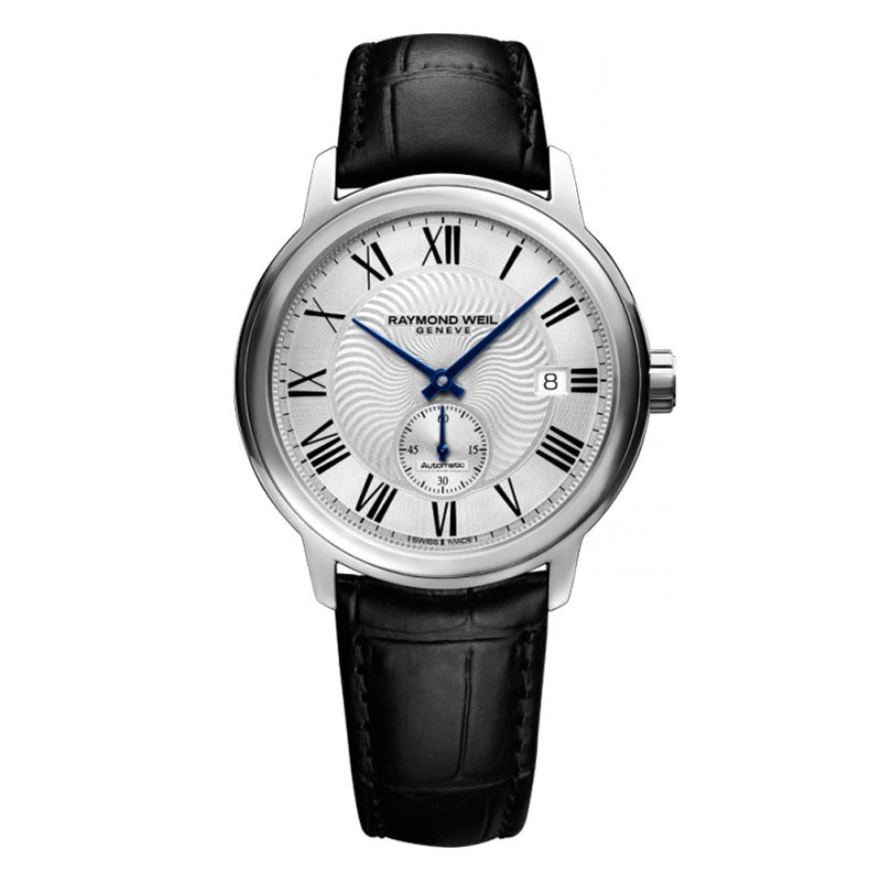 Raymond Weil Maestro Mens Stainless Automatic Watch 2238-STC-00659