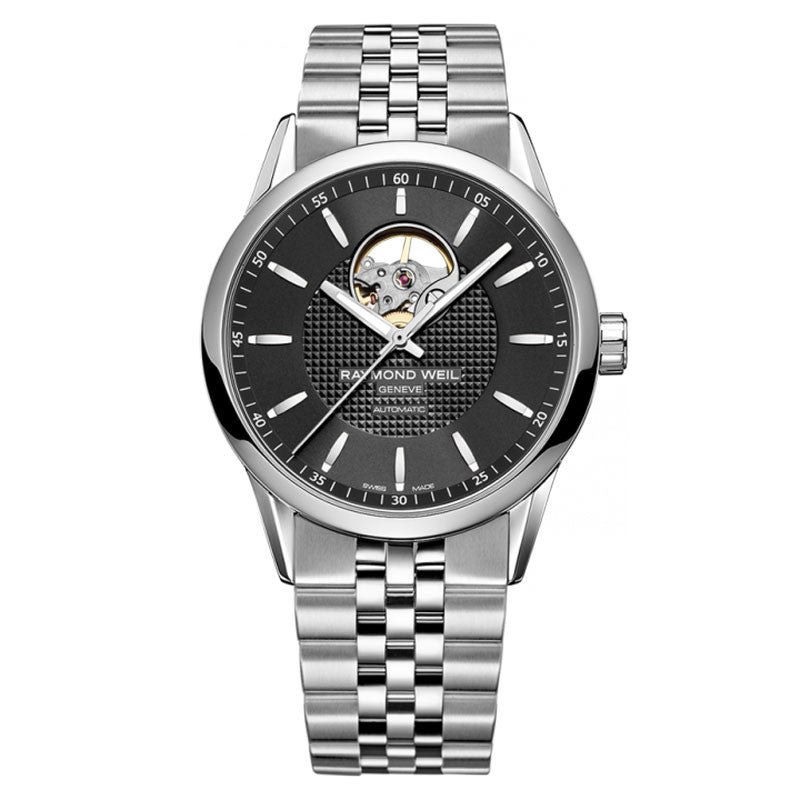 Raymond Weil Freelancer Mens Stainless Automatic Watch 2710-ST-20021
