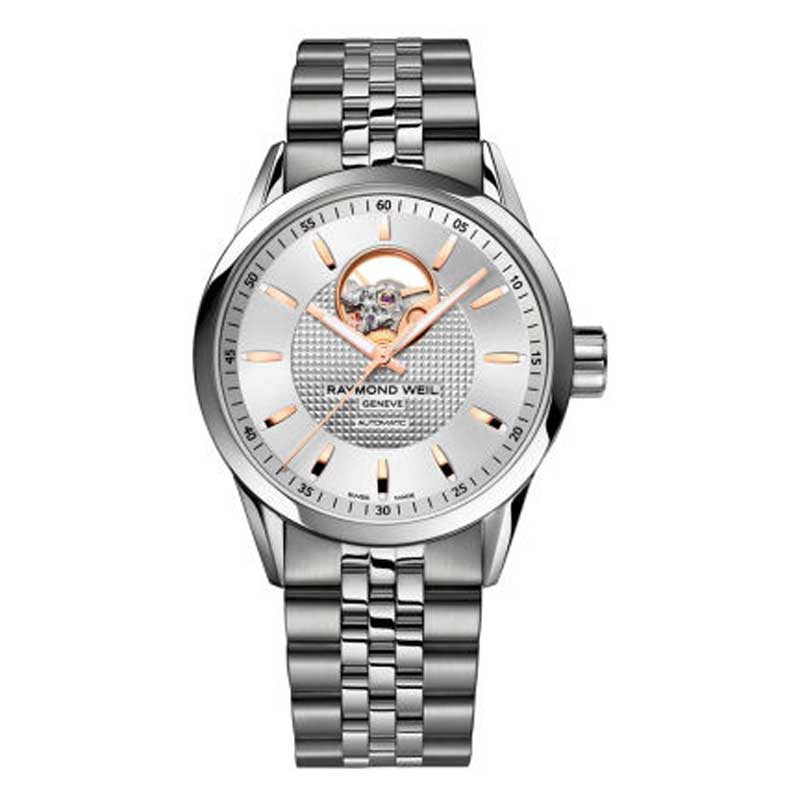 Raymond Weil Freelancer Mens Stainless Automatic Watch 2710-ST5-65021