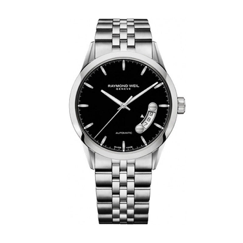 Raymond Weil Freelancer Mens Stainless Automatic Watch 2770-ST-20011