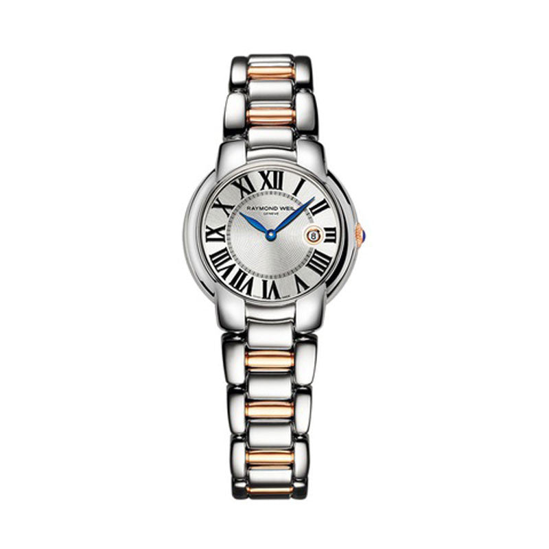 Raymond Weil Jasmine Ladies Rose Gold-Plated Watch 5229-S5-00659