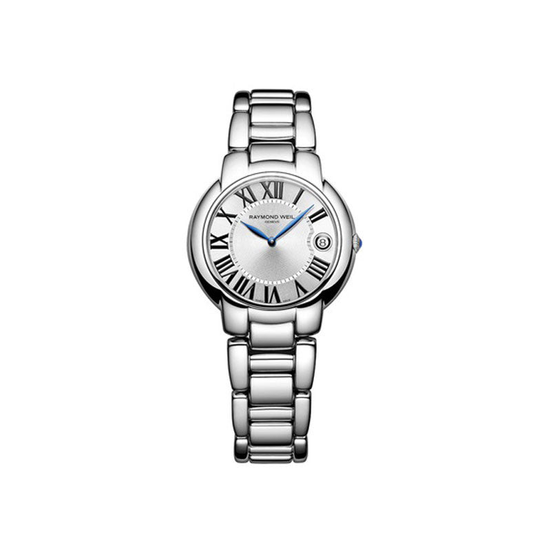 Raymond Weil Jasmine Ladies Stainless Steel Watch 5235-ST-00659