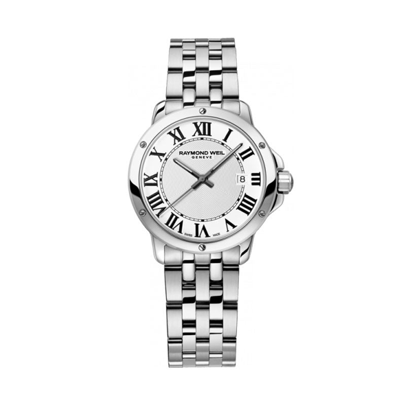Raymond Weil Tango Ladies Stainless Steel Watch 5391-ST-00300