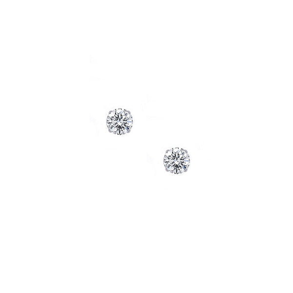 Forevermark Martini Set Stud Earrings, 0.30 carat