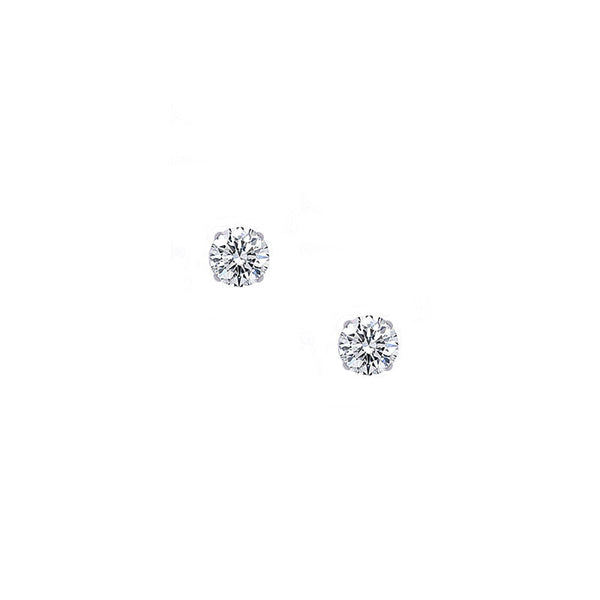 Forevermark Martini Set Stud Earrings, 0.47 carat