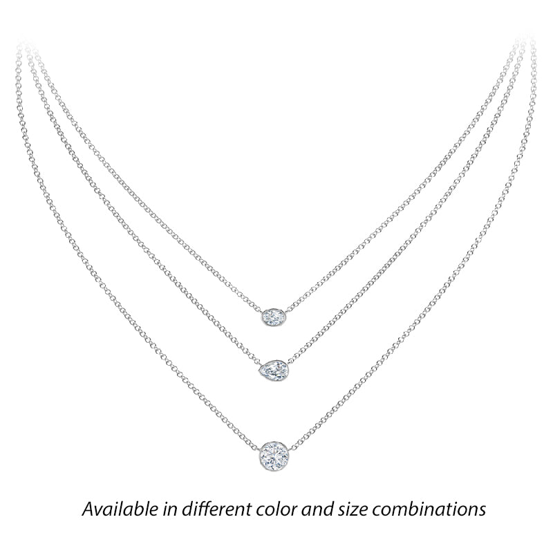 Forevermark Tribute™ Diamond Necklace Set