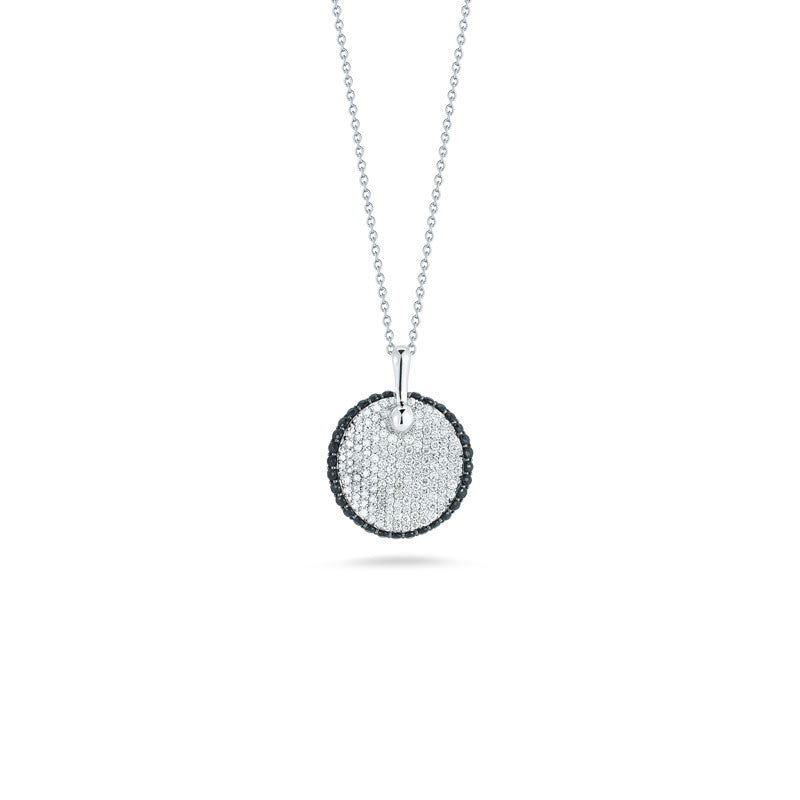 Fantasia disc necklace