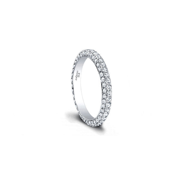 Tatiana Eternity Wedding Band