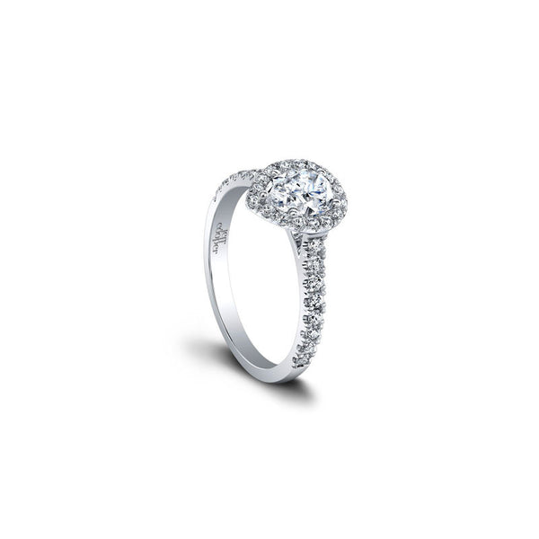 Tate Pear Shape Engagement Ring