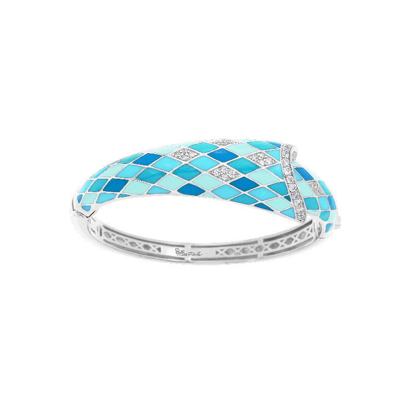 Tivoli Blue Bangle