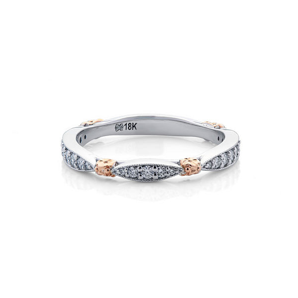 Chloe Forevermark Devotion Cut Diamond Wedding Band