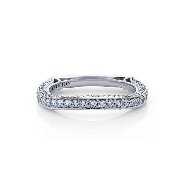Gabriella Forevermark Devotion Cut Diamond Wedding Band