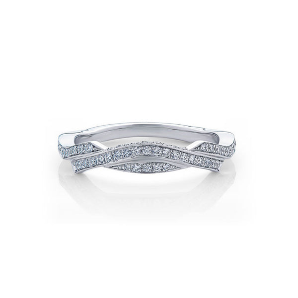 Sabrina Forevermark Devotion Cut Diamond Wedding Band