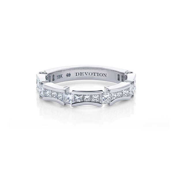 Lauren Forevermark Devotion Cut Diamond Wedding Band