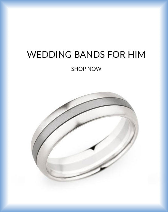 His Wedding Band Special Tile
