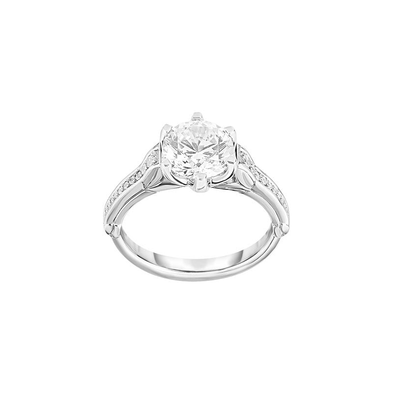 Maevona Aberlour Round Brilliant Diamond Engagement Ring
