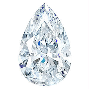 Pear Diamonds